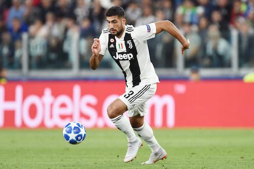 Juventus, Emre Can ko: ha un nodulo alla tiroide