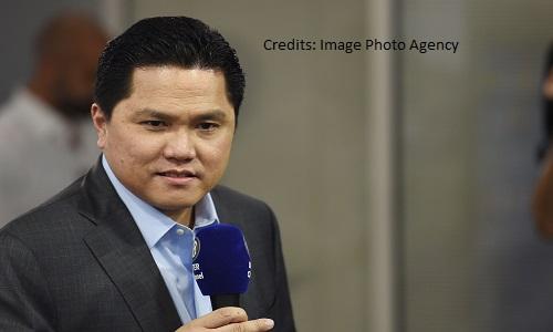 Thohir si racconta: ''Ho venduto perchè Suning ha un grande progetto. Tifo ancora per l'Inter''