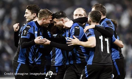Europa League, sedicesimi: Dortmund per l'Atalanta, Milan contro il Ludogorets
