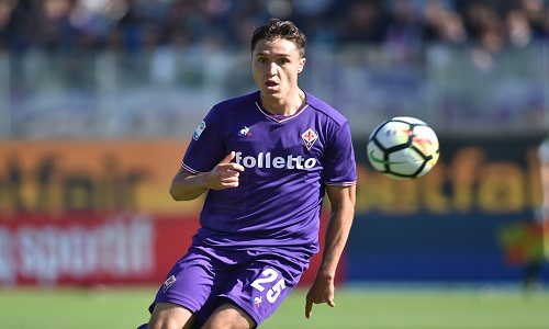 Fiorentina, ufficiale: Chiesa rinnova fino al 2022