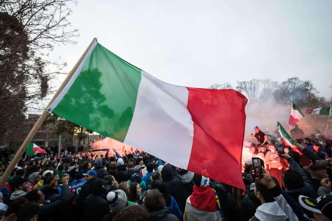 Euro 2020 - Per l'Italia è festa anche social: +89% in 5 giorni