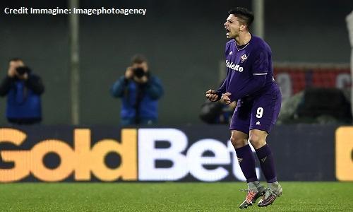 Simeone fa tremare i tifosi della Fiorentina: