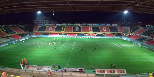 Foggia-Casarano: finisce in parità una partita ricca di occasioni