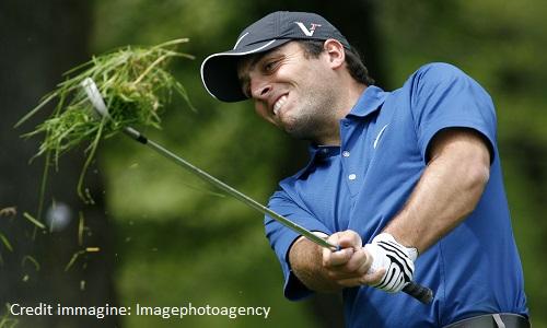 Golf, Chicco Molinari guarda alla luna: alla Ryder Cup!