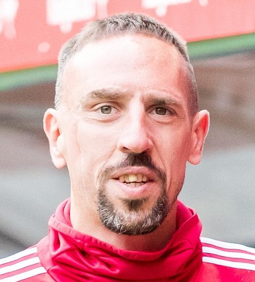 Buon compleanno Franck Ribéry, il geniale esterno della Fiorentina