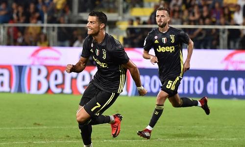 Serie A, Ronaldo di rigore: la Juventus vince il derby col Torino