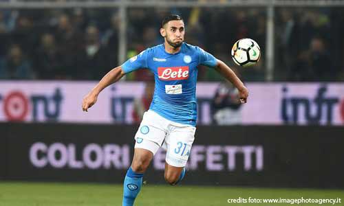 Serie A, Napoli: 90 giorni di stop per Ghoulam