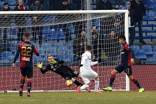 Serie A, Genoa-Milan 0-2: Borini e Suso portano i rossoneri al quarto posto