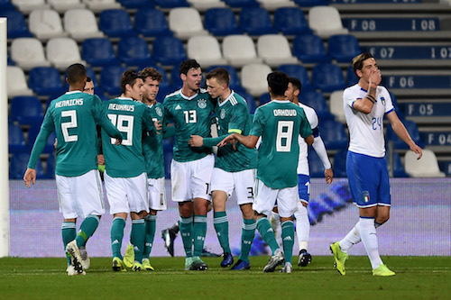 Italia Under21 ko: la Germania passa 2-1