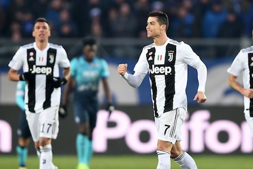 Serie A, Atalanta-Juventus 2-2: Cristiano Ronaldo entra e salva Allegri
