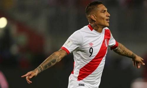 Perù, Guerrero fermato per doping: salta i Mondiali
