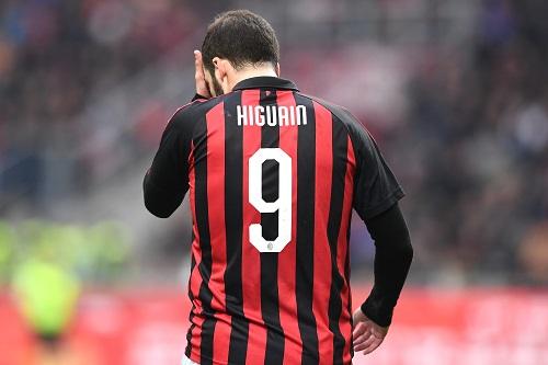 Milan, Higuain-Chelsea. Parti ancora lontane