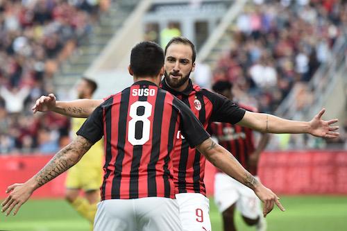 Serie A, Milan-Chievo 3-1