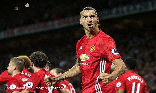Premier League, Manchester United: Ibrahimovic di nuovo ko