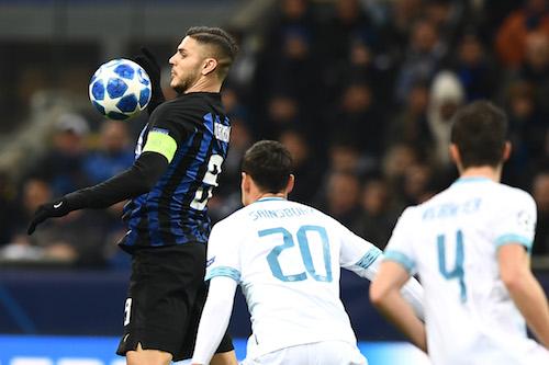 """Inter, Zhang e Marotta in coro: """"Icardi è il nostro capitano"""""""