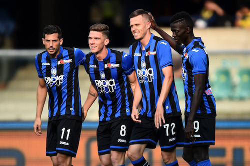 Serie A, Chievo-Atalanta 1-5. Ilicic show. Bologna-Torino 2-2