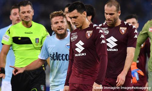 Lazio, nessuna stangata: un turno ad Immobile