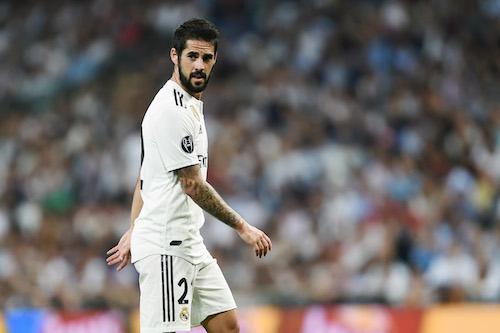 Real Madrid, scoppia il caso Isco