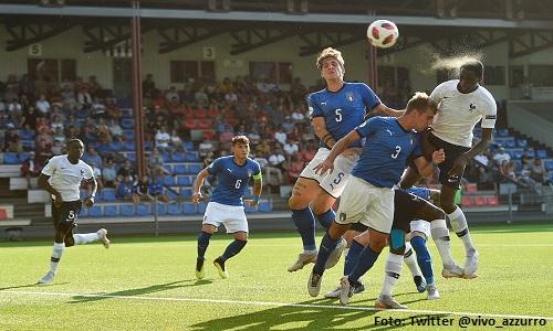Italia U21, Pinamonti non ce la fa: ecco il sostituto