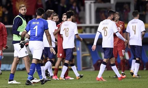 Qualificazioni Mondiali: figuraccia Italia, 1-1 con la Macedonia