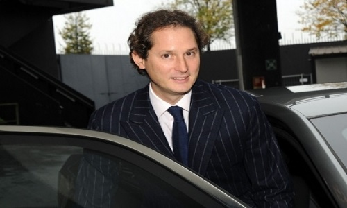 Juventus, John Elkann: