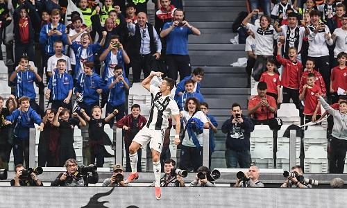 Juventus, ennesimo record per CR7: primo a quota 400 gol nei campionati europei