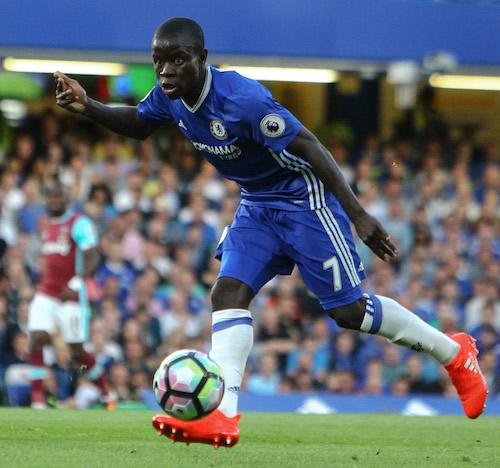 Premier League, Crystal Palace-Chelsea 0-1. Kante fa gioire Sarri