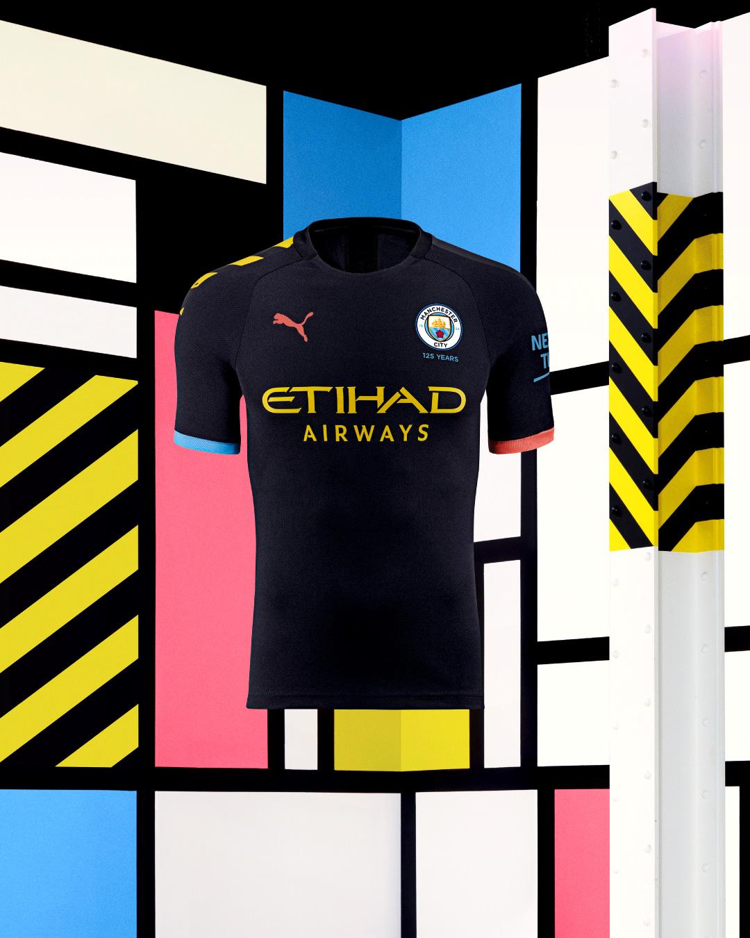 I nuovi kit PUMA del Manchester City 2019/2020
