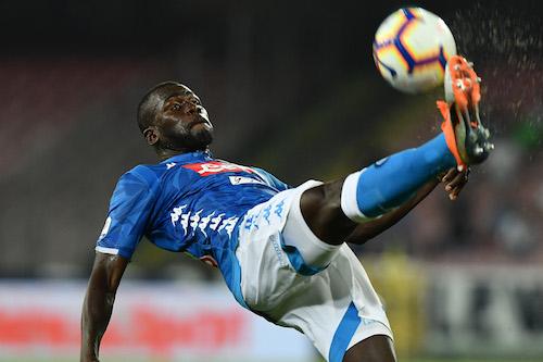 Napoli, Koulibaly lascia il ritiro del Senegal