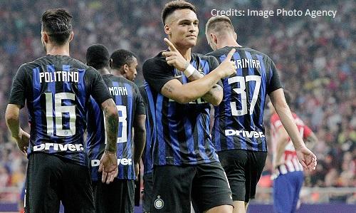 Inter, incidente a Milano per Lautaro: coinvolta una donna, ma non è grave