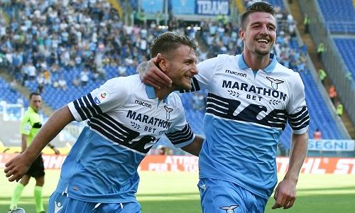 Serie A, la Lazio ritrova il successo: Cagliari KO, biancocelesti quarti