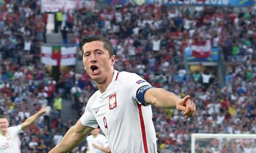 Qualificazioni mondiali: la Polonia vola in Russia, Danimarca e Slovacchia ai playoff