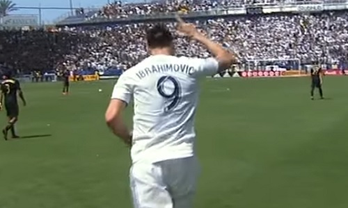 MLS, Ibra da record: Zlatan fa 500 in carriera coi Galaxy