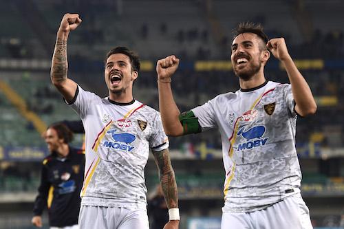 Serie B, Lecce-Padova 3-2, colpo Cosenza a Venezia