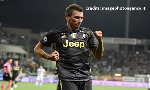 Serie A, Juventus a punteggio pieno: Mandzukic e Matuidi stendono il Parma