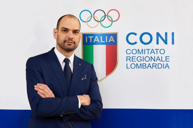 Marco Riva nuovo presidente del CR CONI Lombardia