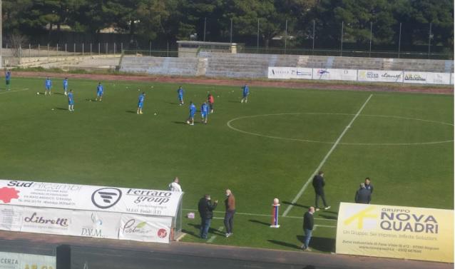 Marina di Ragusa-Città di Sant'Agata 2-2: la cronaca del match