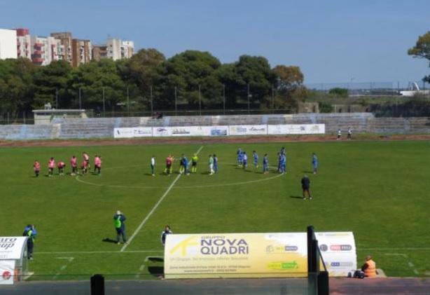 Marina Di Ragusa-FC Messina 3-3: il resoconto del match