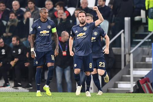 Champions, Juventus-Man. United 1-2. Che beffa allo Stadium