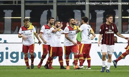 Serie A: clamoroso a San Siro, Milan ko 0-1 col Benevento