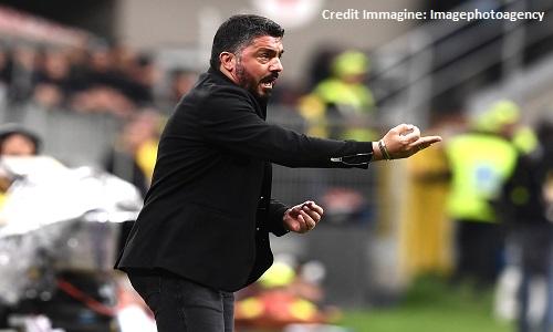 Milan, allarme centrocampo: Gattuso non ha titolari