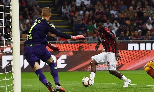 Serie A: Cutrone beffa la Roma, il Milan vince 2-1