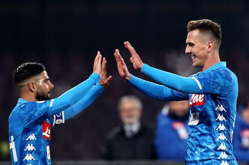 Zurigo-Napoli: agli azzurri non resta che l'Europa League