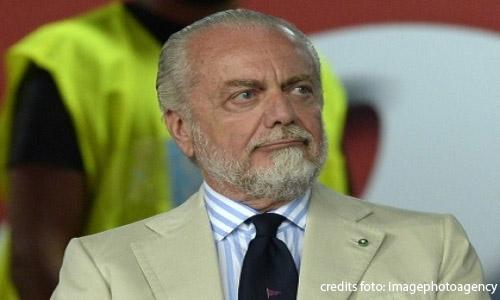 Napoli: De Laurentiis paga l'affitto dello stadio, la prima si giocherà al San Paolo