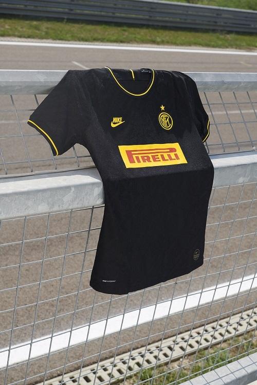 Inter e Nike presentano la terza divisa per la stagione 2019