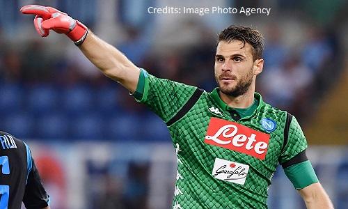Napoli: Ospina aumenta i dubbi sul portiere, chi sarà titolare contro il Milan?