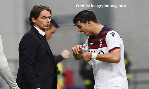 Coppa Italia, super-Orsolini: il Bologna batte il Crotone, agli ottavi sfida alla Juventus