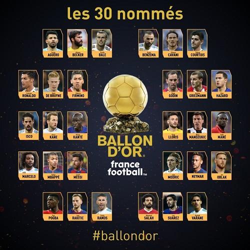 Pallone d'oro, l'Equipe dà un indizio: sfida tra Modric, Varane e Mbappé
