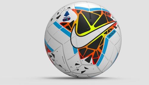 Nike e Lega Serie A presentano il pallone ufficiale della Lega Serie A per la stagione 2019-2020