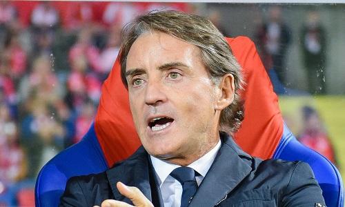 L'Italia da Mattarella, Mancini: